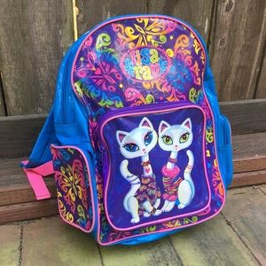 Handbags - Lisa frank backpack